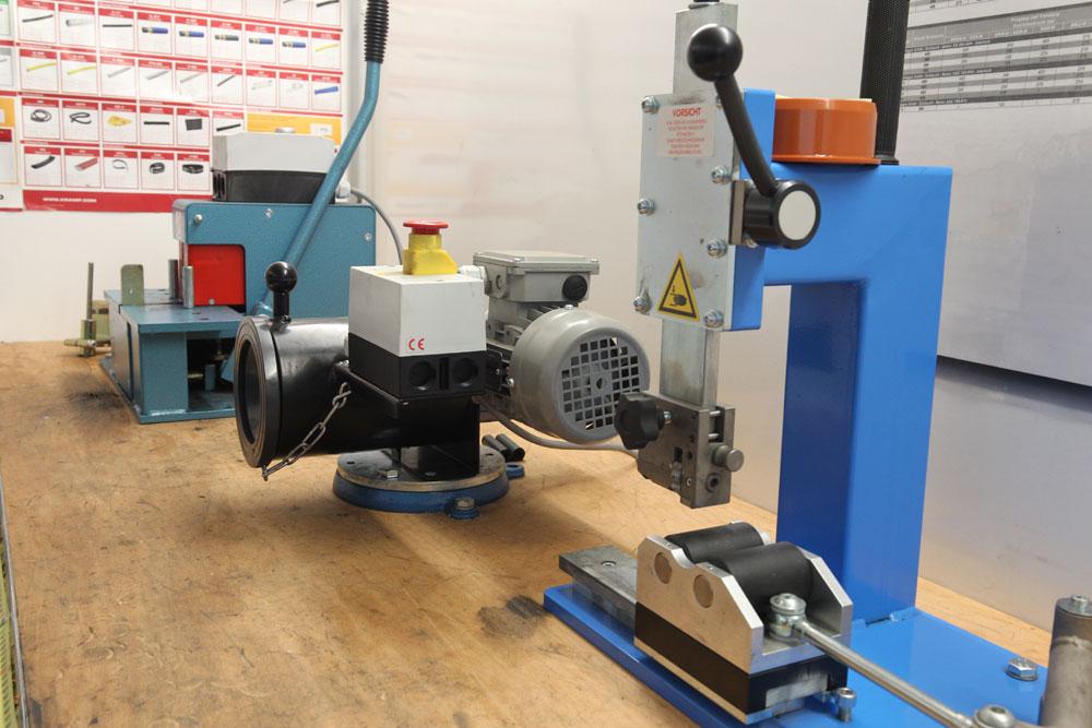 Baumatec - mobiler Werkstattservice